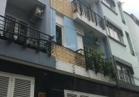 Bán nhà đường Hoa Lan, P2, Phú Nhuận. DT 4.5 x 11m. 1 trệt 3 lầu. Giá 13.9 tỷ