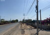 Bán đất mặt tiền Nguyễn Chí Thanh, xã Tân Bình, La Gi diện tích 10x70m. Giá 3.2 tỷ