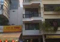 Cho thuê gấp CHDV 10PN mặt tiền Hai Bà Trưng - Hoàng Sa, Quận 3, nhà 3 lầu, giá 40 triệu/tháng
