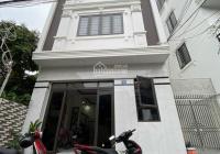 Chính chủ bán nhà 4T ô tô đỗ cửa, đường Phú Xá, Hải An