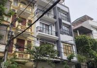 Bán nhà Đầm Trấu - Gara - Kinh doanh - 50m2 x 5 tầng, MT 4.5m - giá 10 tỷ