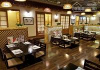 Cho thuê nhà mặt phố Trần Duy Hưng, 100m2 x 4 tầng, MT 8m, thông sàn, vị trí đẹp, giá 55 triệu