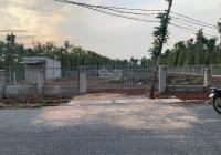 Bán 2 sào đất vuông vức giá mềm mặt tiền đường nhựa, cách khu du lịch thác 500m, cách UBND, chợ 1km