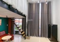 Cần bán toà nhà CHDV full nội thất 8 phòng duplex 1 mặt bằng (thu nhập 60/tháng)