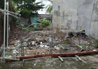 Bán nhà đường Lương Văn Can, P. 15, Q. 8, thích hợp xây phòng trọ kinh doanh. Liên hệ chính chủ