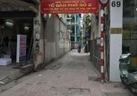 Cần bán lô đất đẹp ngõ 67 Nguyễn Văn Cừ 97.6m2, giá 7.5 tỷ