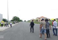 Cần tiền bán gấp đất đường Nguyễn Lương Bằng, Phú Mỹ, Quận 7 giá trả trước 2.1 tỷ, 90m2, sổ riêng