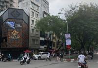 Siêu hiếm mặt phố Trần Nhân Tông 30m2 x 6 tầng mặt tiền 5m gần hồ, đường đôi ô tô dừng đỗ