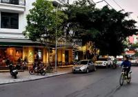 Bán nhà mặt phố KV Bách Khoa, Hai Bà Trưng, lô góc ô tô tránh vỉa hè DT 120m2, MT 10.2m, giá 12 tỷ