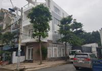 Cần tiền bán gấp - nhà nở hậu 6.8m đường 25, khu Bình Phú, ngay trung tâm Quận 6