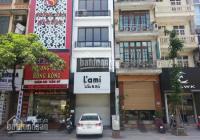 Cần tiền bán nhà mặt phố Mễ Trì Thượng, kinh doanh sầm uất, 6 tầng kiên cố, giá 6.6tỷ LH 0987885488