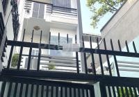 Nhà nguyên căn 5PN hẻm ba gác đường Trần Bình Trọng, P. 1, Quận 10 - DT 3.5m x 17m - giá 17tr/th