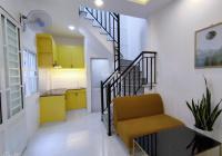 Nhà mới 32m2 + đủ nội thất. Hẻm 35 Trần Đình Xu Q1