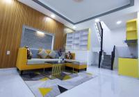 Nhà mới 52m2 + đủ nội thất. Hẻm 35 Trần Đình Xu Q1