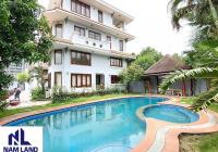 Cho thuê biệt thự 700m2 Nguyễn Ư Dĩ, sân vườn, hồ bơi 6 phòng lớn ở + văn phòng công ty Quận 2
