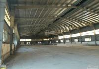 Bán xưởng (đã xây) 8946m2 đất SXKD đường xe container tại cầu Mồng Gà, Long An