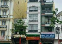 Cho thuê tòa nhà cao tầng mặt tiền Hoàng Diệu, Phường 12, Quận 4. DT: 4.5 x 25m, 8 lầu TM, 70 tr/th
