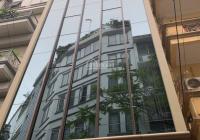 Cho thuê nhà MP Nguyễn Hoàng, DT 90m2 * 7 tầng + hầm, MT 5m, có thang máy kinh doanh tốt giá 70tr