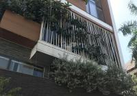 Nhà 2 mặt tiền đường C18, Phường 12, Tân Bình, 5x20m trệt + 4 lầu, nhà mới 100%. Giá 24.5 tỷ