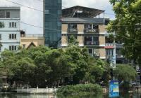 Cho thuê tòa nhà VP mặt kính 80m2 x 6T + hầm ở Mỹ Đình, Lê Đức Thọ