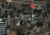 Gia đình cần bán 4191m2 đất mặt tiền Hắc Dịch - Tóc Tiên, ngay ngã 3 Sáu Dẫu, giá 12,5 tỷ TL