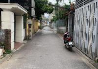 Bán 40m2 đất Kẻ Tạnh, Giang Biên để ở cực đẹp, sát đường ô tô
