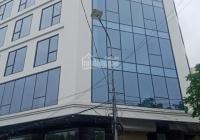 Cho thuê tòa nhà mặt phố Vũ Tông Phan - Ngã Tư Sở. DT 190m2, 5 nổi 1 hầm, lô góc, giá 130tr/th