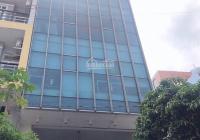 Tòa nhà góc 2 mặt tiền Nguyễn Huy Tưởng, phường 6, Bình Thạnh 1 hầm, 1 trệt, 7 lầu. DT: 12.5 x 18m