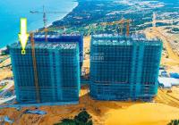 Block R tầng 10,12,15,18 - căn 32m2, view biển, giá 1.3 tỷ, trả 5%/2 tháng, tặng full nội thất