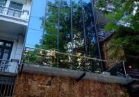 Cho thuê nhà mặt phố Nguyễn Hoàng, Mỹ Đình 70m2 x 9T, thang máy, thông sàn
