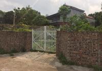 Khu đất ở, nhà vườn lung linh 300m2, 3,3 tỷ tại Minh Trí, Sóc Sơn, Hà Nội