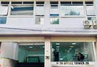 Cho thuê nhà tầng 1 Trần Thái Tông DT 100m2, MT 15m, giá 35 triệu/th. Làm shop thời trang, cửa hàng