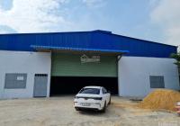 Cho thuê kho xưởng DT 1400m2, Phú Mỹ, Thủ Dầu Một, Bình Dương