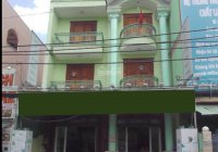 Nhà nguyên căn, 8x23, mặt tiền Bình Phú, Q6, 4,5 tấm