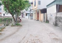 Bán đất sổ đỏ, đường ô tô 16 chỗ, 50m ra đường Liên Xã, Đại Áng - Thanh Trì, giá rẻ