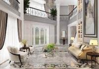 Bán biệt thự giữa trung tâm Sài Gòn, phường Đa Kao quận 1. DT: 9x25m, trệt 2 lầu, giá 90 tỷ