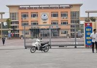 Bán đất Đại Áng, Thanh Trì, 57m2 ô tô đỗ, giá 1,85 tỷ