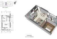 Chính chủ cần bán gấp căn 1 ngủ, 46m2, ban công Đông Nam, CC Eco Dream giá 1.4 tỷ, 0916419028