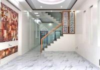 Nhà cho thuê mặt ngõ 107 phố Trần Duy Hưng. Diện tích 75m2 x 4 tầng, điều hòa, sàn gỗ