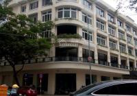 Cho thuê góc 2 MT 52 Nguyễn Huệ và Mạc Thị Bưởi, Q1, 10x22m, 1 trệt, 3 lầu. Tel: 0912124068