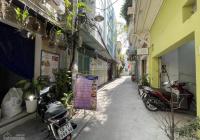 Bán nhà Nguyễn Hữu Cầu, Tân Định Q1 DT 27m2, trệt 3 lầu ST giá 6 tỷ 8 TL