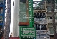Cho thuê nhà Trần Hưng Đạo gần Nguyễn Văn Cừ 5m x 25m, trệt, 6 lầu, thang máy - giá 110 tr/th