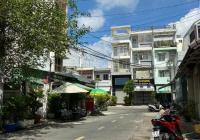 Bán nhà MT Trịnh Lỗi, P. Phú Thọ Hòa, Q. Tân Phú (DT: 4x20m, 4 lầu, 9.8 tỷ)