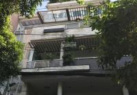 Biệt thự góc 2 mặt tiền hẻm Lam Sơn, khu sân bay, Phường 2, Tân Bình. Thang máy 7x30m trệt + 4 lầu