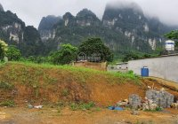 Cần bán nhanh 1900m2 đất nghỉ dưỡng view dãy núi đá tuyệt đẹp tại Tân Vinh - Lương Sơn - HB