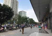 Cho thuê kiot HH Linh Đàm giá từ 22tr/th, diện tích 52m2 kinh doanh mọi mặt hàng, dân cư tấp nập