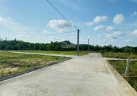 Kẹt tiền bán gấp đất đẹp 3 mặt tiền KP5, Dương Đông, cách đường Tuyến Tránh 60m. 12x22m, khu dân cư