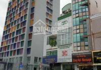 Bán nhà mặt tiền đường Ngô Quyền, Quận 5, diện tích 15x40m, GPXD 2 hầm 10 lầu, giá bán 150 tỷ