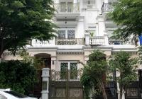 Khu biệt thự liền kề cao cấp Cityland Center Hills, phường 7, Gò Vấp, thiết kế chuẩn Châu Âu