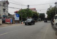 Bán 177m2 mặt đường 23B Vân Nội Đông Anh Hà Nội. LH: 0986161070
